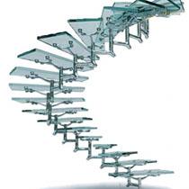 Стеклянные лестницы 1